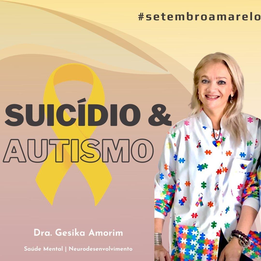 Suicídio Entre Autistas – Sim, Pessoas Com Transtorno Do Espectro Autista Pensam E Cometem Suicídio.